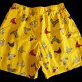 poules jaunes
