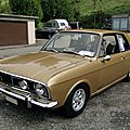 Ford cortina 1600e mk2 berline 2 portes-1970