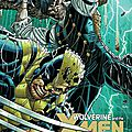 marvel deluxe wolverine & the x-men 03 rentrée des classes
