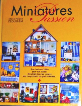 Miniatures Passion jaune