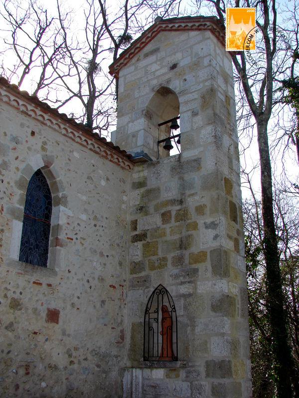 Chapelle Notre Dame du Rugby, le clocher