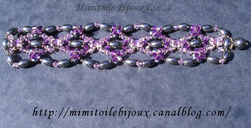 Bracelet Daphné Charlstone