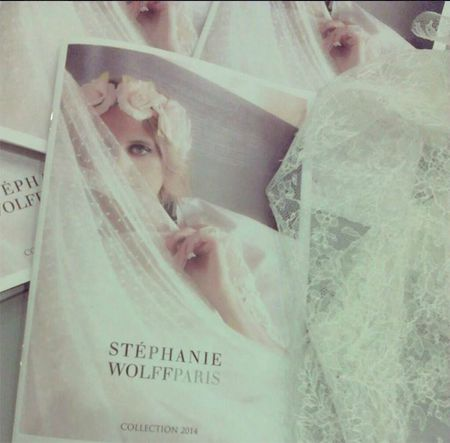 STEPHANIE WOLFF PARIS - COLLECTION 2014