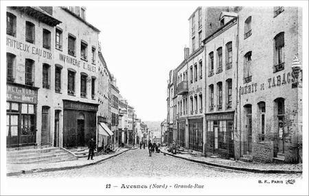 AVESNES SUR HELPE-Grand'Rue