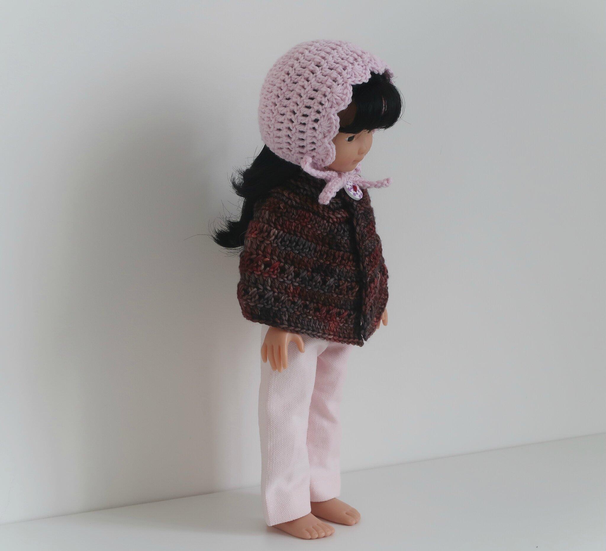 Tenue hivernale pour poupée Chérie de Corolle
