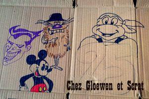 La boite à cadeaux dessins animés jeux videos chez scrat et gloewen (1)