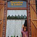 Magazine crochet phildar décoration et loisirs