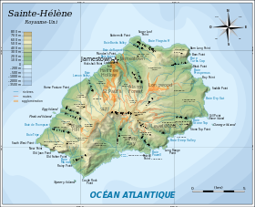 280px-Topographic_map_of_Saint_Helena-fr
