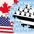 Bretagne/amérique du nord : relations et interactions brittany/north america: connections, relations, interaction