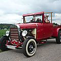 Ford model a 2door roadster pick-up hot rod