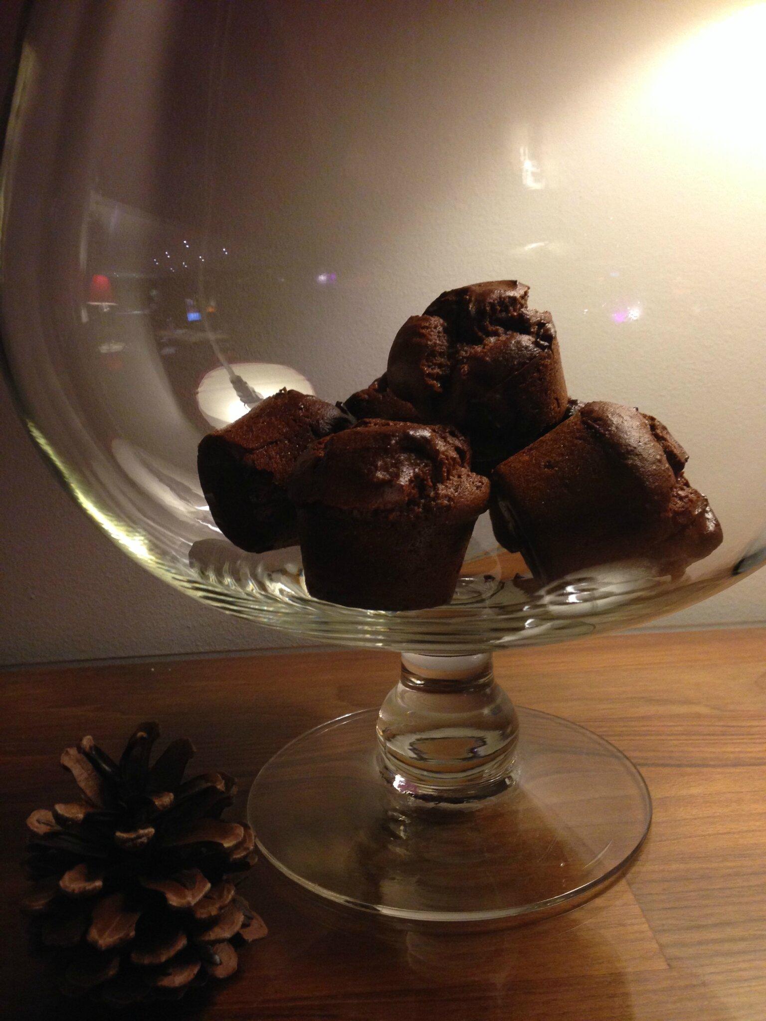Moelleux choco-amandes (sans gluten et sans beurre)