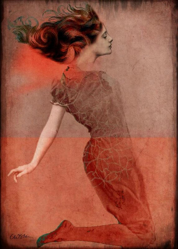 Catrin Welz-Stein - German Surrealist Graphic Designer - Tutt'Art@ (18)