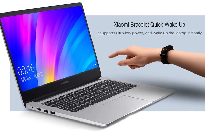 RedmiBook 14 Laptop 512GB