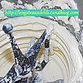 Smbc - crème au beurre à la meringue suisse au thermomix