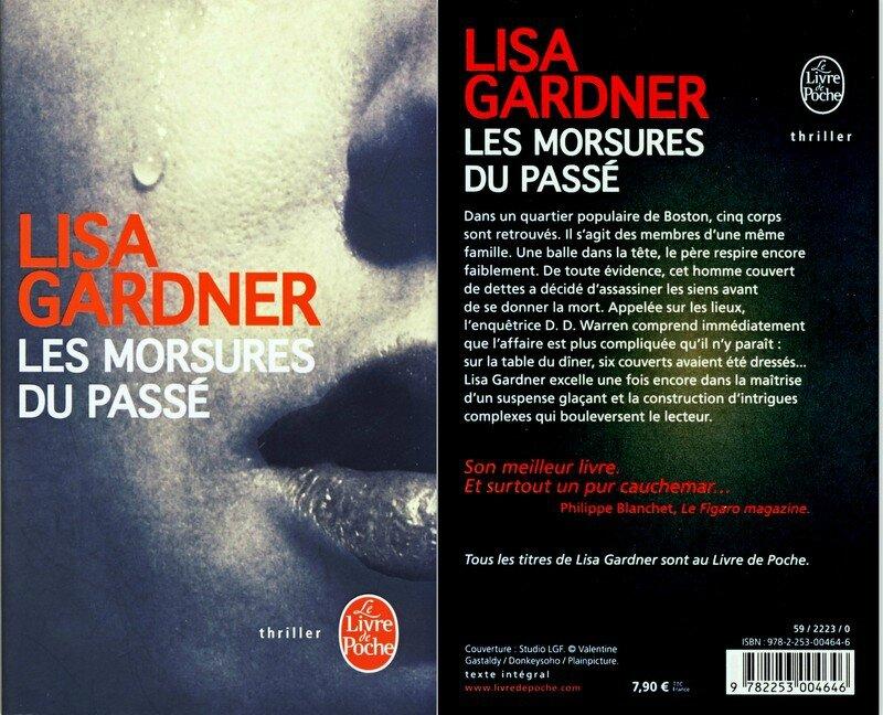 Les morsures du passé-Lisa Gardner