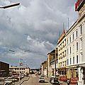 Lorient, quartier de la Gare
