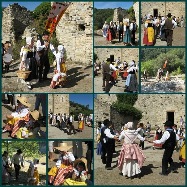 pèlerinage à Sant Dounat 2007