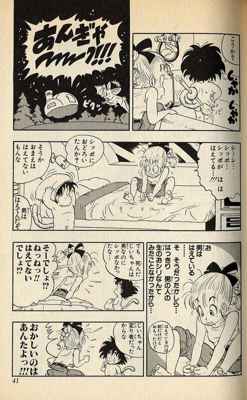 Canalblog Manga Dragonball 09 Edition VO