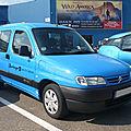 Citroën berlingo i électrique