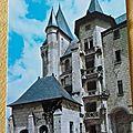 Saumur 2 - le chateau