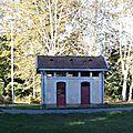 Gare de La Bastide d'Armagnac - toilettes