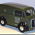 Morris type j van (8) ...
