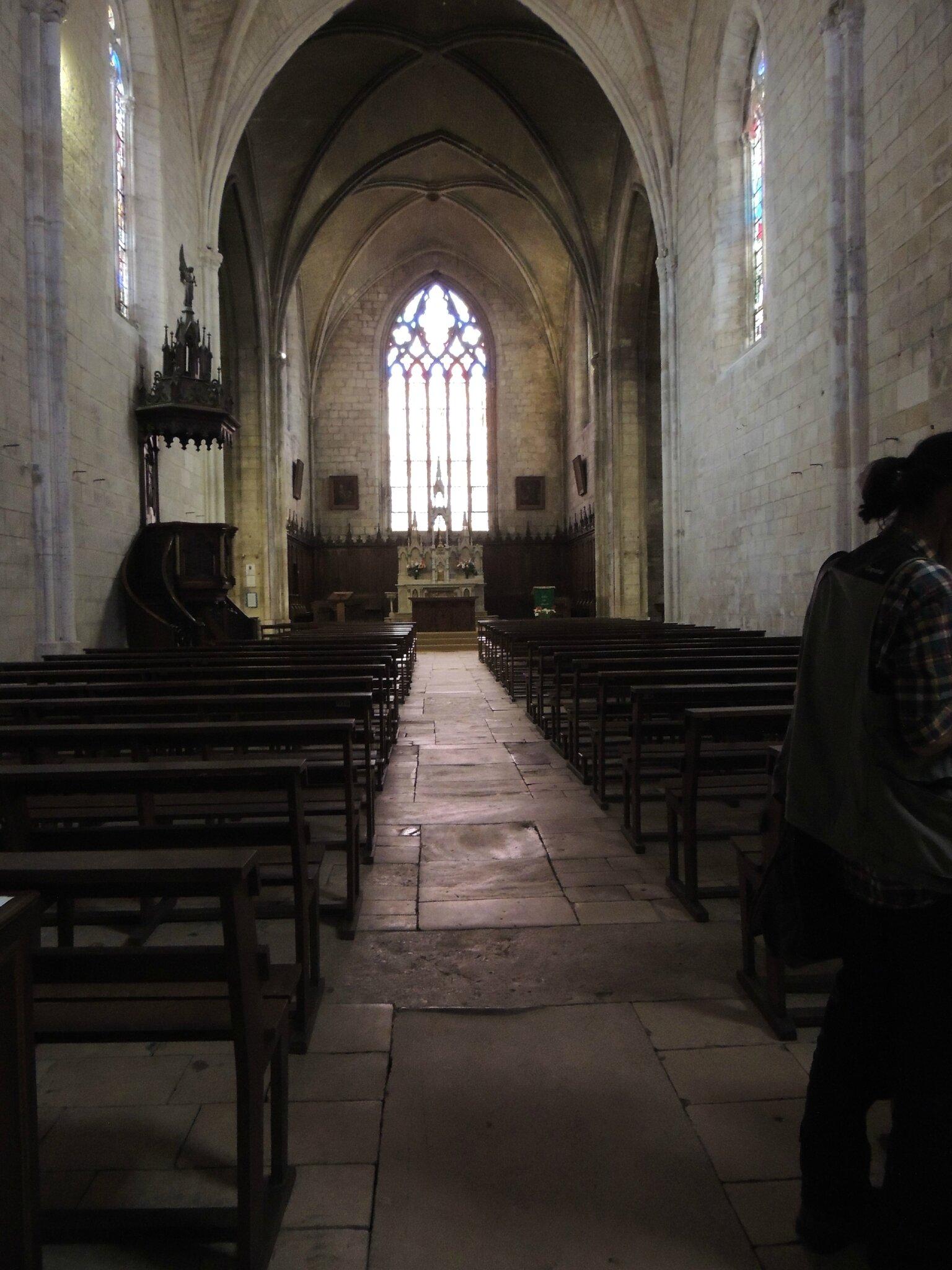 Eglise Saint Cybard, La Rochefoucauld - 16 - (1)