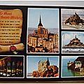 Mont St Michel 0 - datée 1990