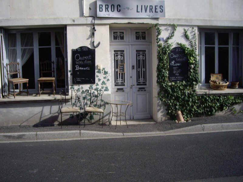 Boutique Brocante
