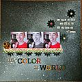 You color my world lo - studio calico