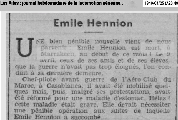 Emile_Hennion_mort_9avril_1940