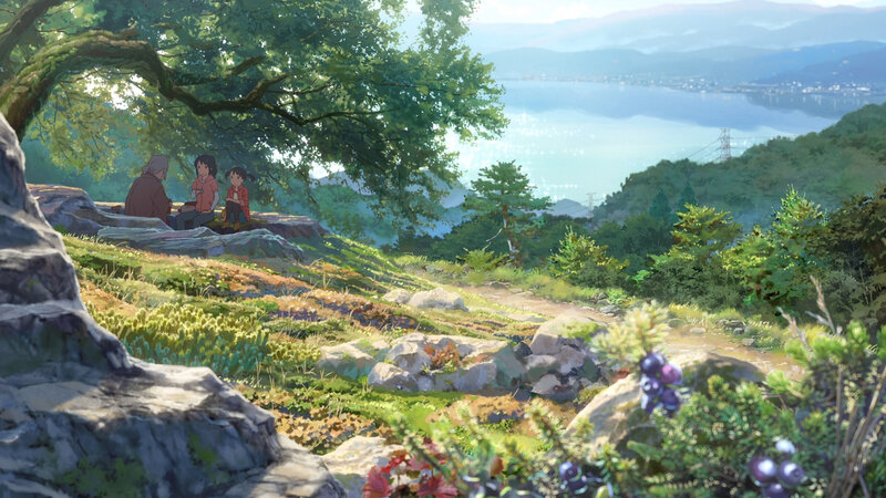 Canalblog Anime Makoto Shinkai Your Name Nature05