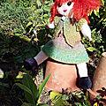 Lou : ma petite poupée en tricot