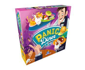 Boutique jeux de société - Pontivy - morbihan - ludis factory - Panic diner