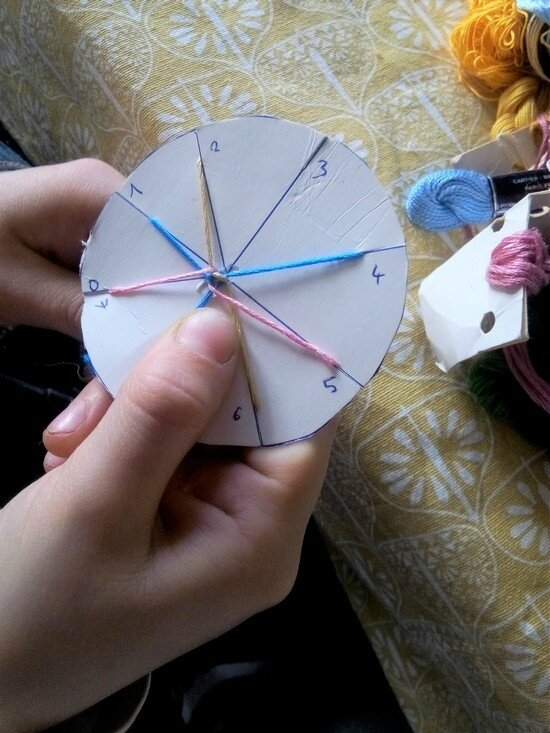 kumihimo bobines d'élo (2)