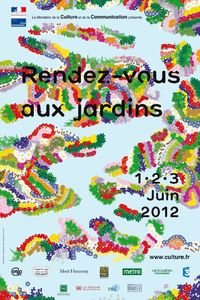 rendez-vous au jardins 2012 ministère culture communication