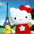 KITTY A PARIS