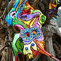 tête de totem yurtao
