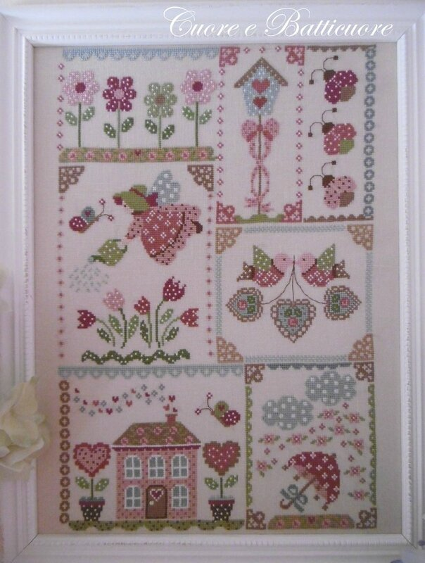 spring in quilt 3