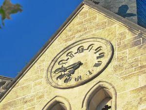 clocher St Igny de Roche
