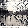 1919-02-11 - Patinage bois de boulogne Paris b