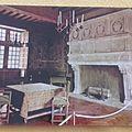 Azay le Rideau - le chateau - la salle à manger