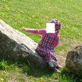 Robe Emeline issue des intemporels pour enfants (avril 2010)
