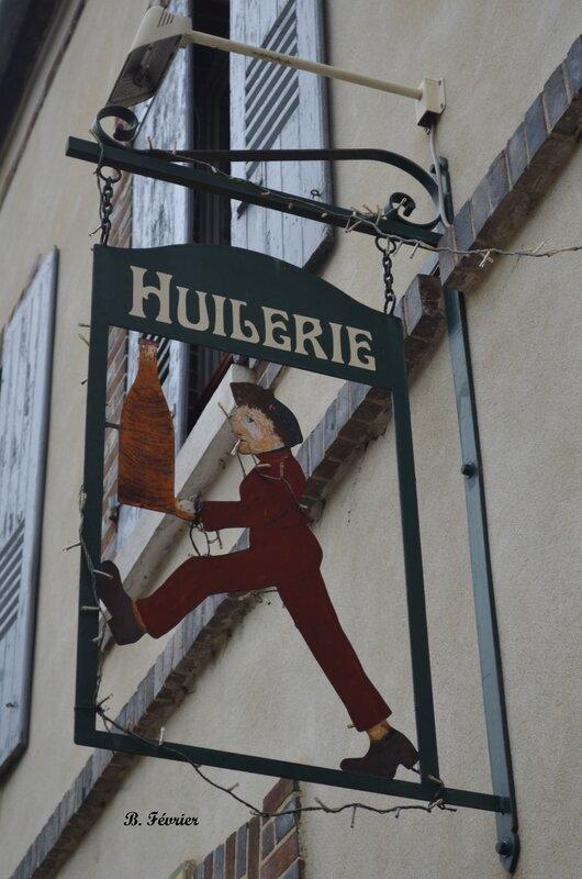 89210 Brienon sur Armançon - Huilerie
