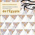 Guillaume de dieuleveult : i have never thought that egyptians can make a revolution