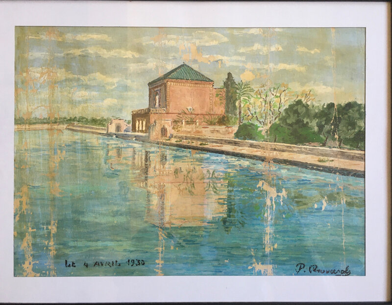 Menara-peintre-inconnu-avril-1930