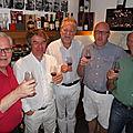 Sven-olof, Bernt, Carl-Gustav, Göran & Walter, Lund, Suède, 2-10-2011