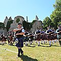 Concours de pipe-bands: les cornemuses de la renommée