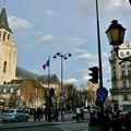 Paris 6ème arrondissement.