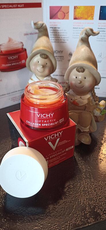Vichy Liftactiv Collagen Spécialist NUIT